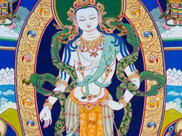 Meditationstext zu Mahakaruna Lokeshvara