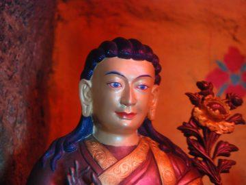 Dromtonpa-Statue