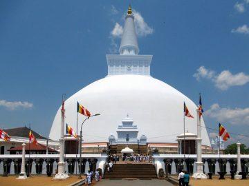 Dagoba Srilanka