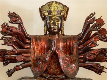Phật bà Quan Âm chùa Hội Hạ 2