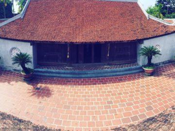 Chùa-Bút-Tháp-là-một-quần-thể-kiến-trúc-độc-đáo-lâu-đời.