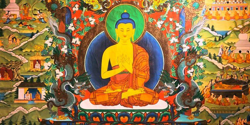 Buddha turn dharma 1